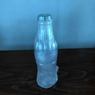 Coca Cola plastic Coin Bank