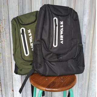 Tas Ransel Backpack Airwalk Noble ORIGINAL