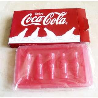 全新未用過90年代產品可口可樂製冰容器一個 (議價不覆)