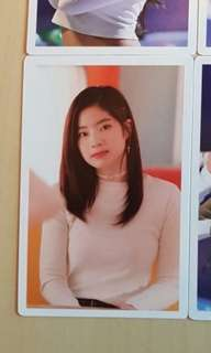 WTB Twice Dahyun Merry and Happy Monograph pc