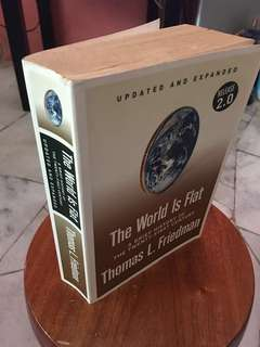 Book - The World is Flat -  Release 2.0