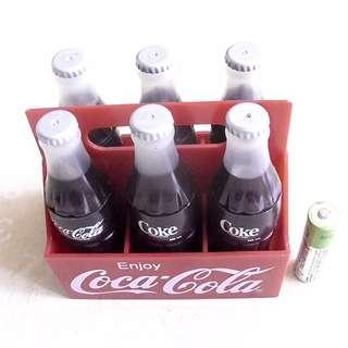 90年代產品可口可樂樽型文具套裝 (議價不覆)