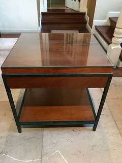 High quality wood- Side Table FOR SALE