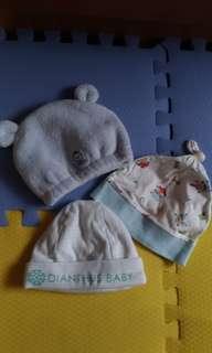 🚚 新生兒帽