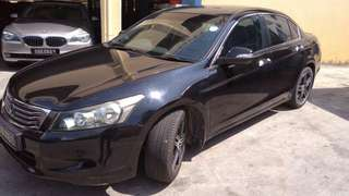 Accord 2.0A ivtec new engine SG