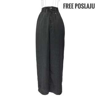 🆕High Waist Long Pants [Brand New With Tag] [Free Poslaju]