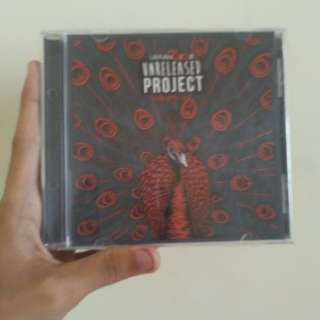 Jual CD urbangigsxunreleasedproject Volume. 01 (used)