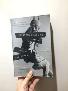 Thirteen Reasons Why (Matte Cover)