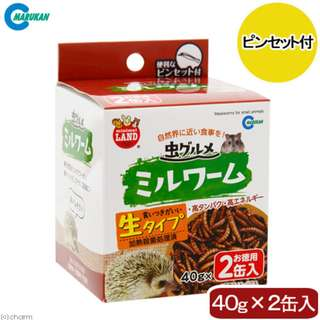 ML164 Mealworm dor small animals 40g x 2