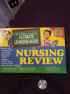 Nursing reviewer carl balita