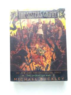 The Sisters Grimm: The Everafter War