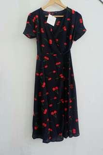 Onhand Cherry dress