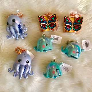 Bath and Body Pocketbac Holders