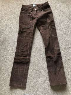 Sass and Bide Brown corduroy women's Pants Size 8