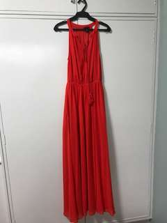 H&M long gown