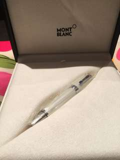 Montblanc Boheme White fountain pen