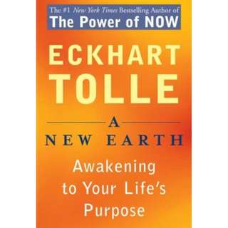 A new Earth by Eckhart Tolle Ebook