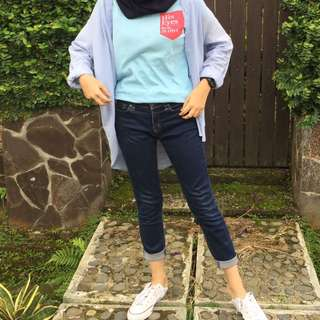 Jeans denim by coolteens