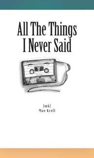 All The Things I Never Said (ebook - epub)