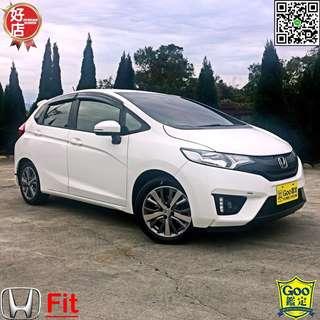 本田Honda Fit VTi-s 一手車、二手車、中古車、實車實價、全額貸款、超貸找錢、低月付、0元交車。
