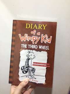 The Diary of a Wimpy Kid: The Third Wheel