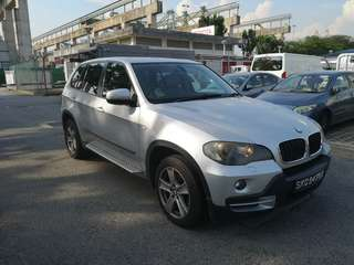 bmw X5  3.0A Very good condition SG