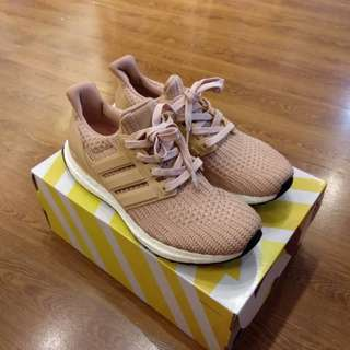 (Limited) Adidas Ultra Boost 4.0 Pale Pink