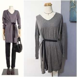 法國Comptoir des Cotonniers安哥拉混紡針織連身裙  LYESS robe
