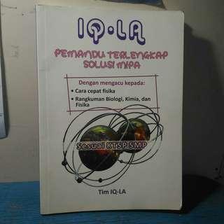 Buku Pengetahuan Umum Pemandu Terlengkap Solusi MIPA Biologi, Fisika, Kimia