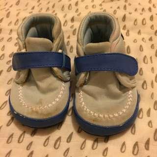 貝親學步鞋