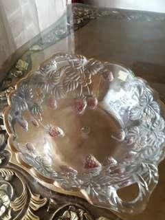 Tempat buah made in japan diameter 30 cm