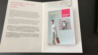Affordable Art Fair VIP PASS(today only 7:00pm)