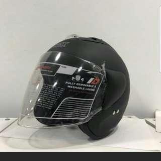 Trax Race ZR Motorcycle Helmet