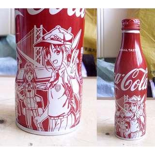 18年日本可口可樂Machi X Asobi鋁樽一枝