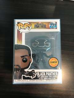 Black Panther Chase Funko Pop