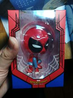Cosbaby K.O - Spiderman Homemade suit Version
