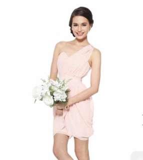 Love Bonito Bridesmaid Valerie ( Rose Pink )