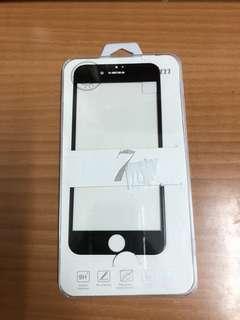 iPhone 7/8 黑色玻璃貼