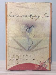 Novel - Sophie and the Rising Sun