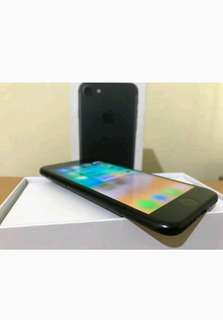 iPhone 7 black matte 256GB
