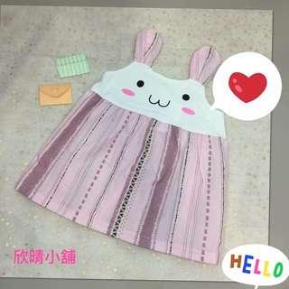 🚚 ❤️現貨❤️女童兔兔上衣洋