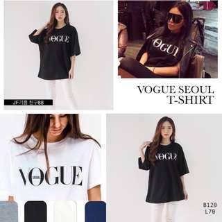VOGUE SEOUL T-SHIRT