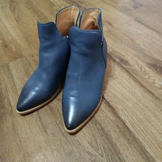 Japan Laminar leather boot