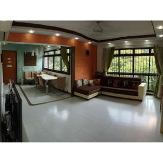 4 room HDB @ MRT @ Ang Mo Kio @ $2500+No Agency Fee !!  T. 92357923