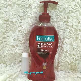 (Share in Bottle @35ml) PALMOLIVE Aroma Theraphy Sensual