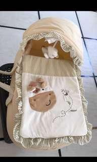 Baby Carrier Beige