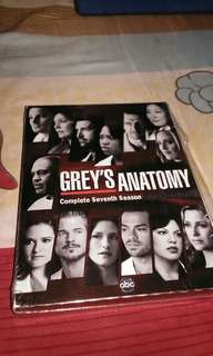 Grey's Anatomy Complete Season 7