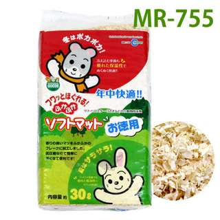 MR755 Soft pine bedding for small animals 30 ltr