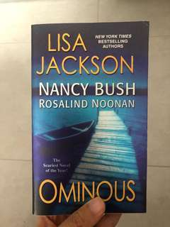 Ominous by Lisa Jackson, Nancy Bush & Rosalind Noonan