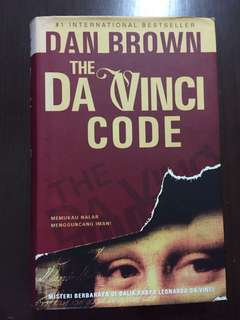 Dan Brown : The DaVinci Code